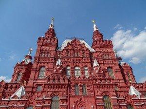Weltreise Moskau